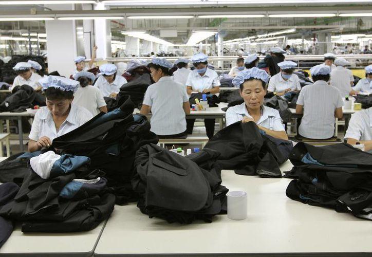 El parque industrial de Kaesong da empelo a 50 mil habitantes de ese país de ambas Coreas. (Agencias)