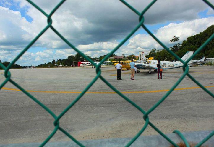 El nuevo aeródromo estará ubicado a 13 kilómetros de Playa del Carmen. (Octavio Martínez/SIPSE)