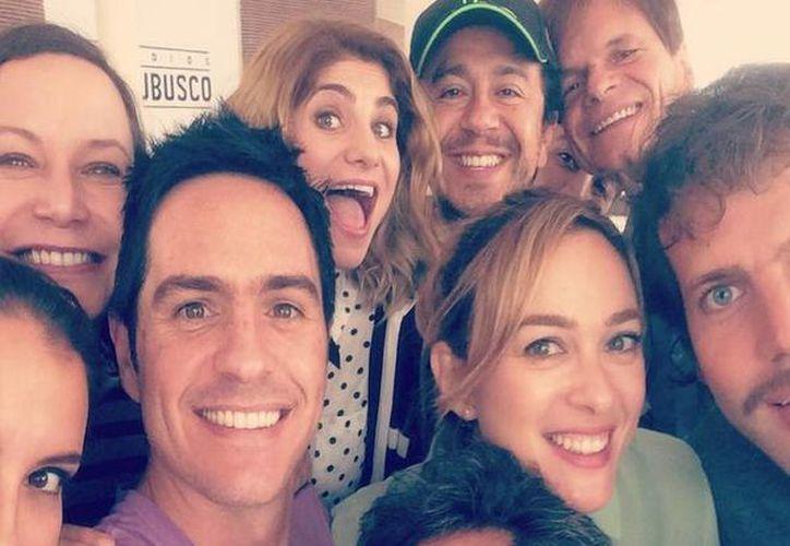 La cinta es protagonizada por Mauricio Ochmann y Ariadne Díaz, bajo la dirección de Joaquín Bissner.(Redacción/SIPSE)