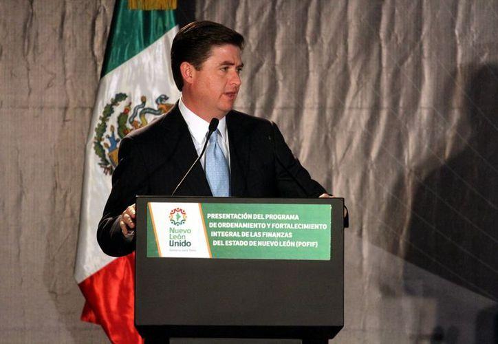 El Gobernador admitió que este programa debió haber iniciado desde hace varios años. (Agencia Reforma)