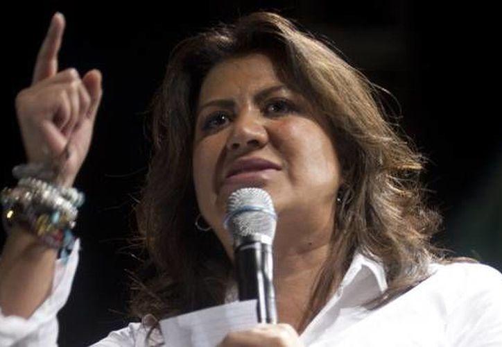 Mónica Arriola solicitó realizar una investigación transparente y justa. (www.wordpress.com/Archivo)