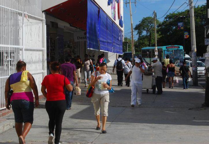 Quintana Roo es el primer estado del país que en el menor tiempo va a doblar su número de habitantes. (Tomás Álvarez/SIPSE)