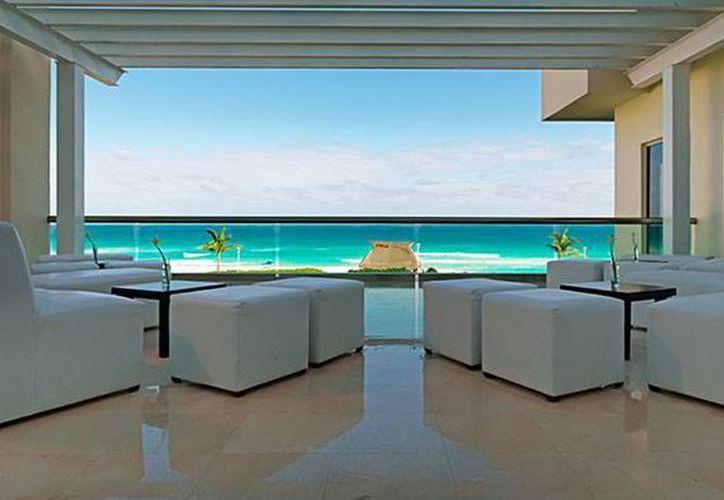 Cancún tiene los departamentos más costosos, con 17 mil 106 pesos al mes. (Archivo/ SIPSE)