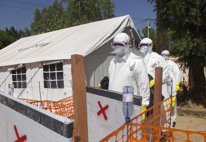 Hasta el momento seis médicos de Mali han muerto a causa del virus del ébola. (EFE)