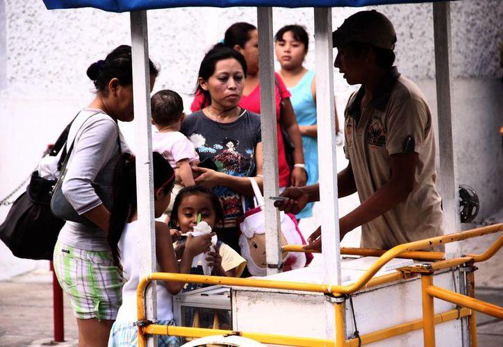 El calor se mantendrá este sábado en Yucatán. (SIPSE)