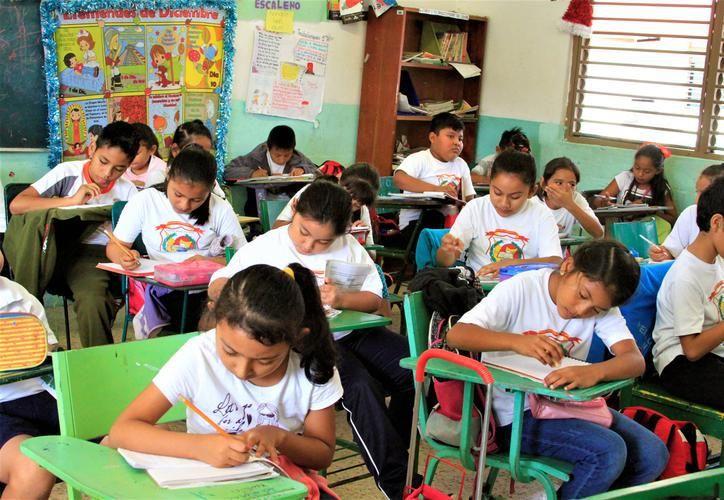 Las inscripciones para preescolar, primaria y secundaria se llevarán a cabo en febrero. (Foto: Contexto)