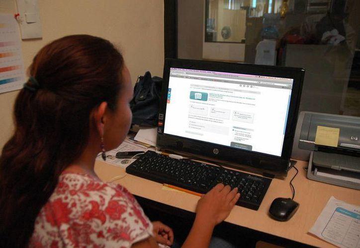 La SEP continúa digitalizando varios de sus servicios, como la actualización de maestros de inglés y registro para el Acuerdo 286.  (Milenio Novedades)