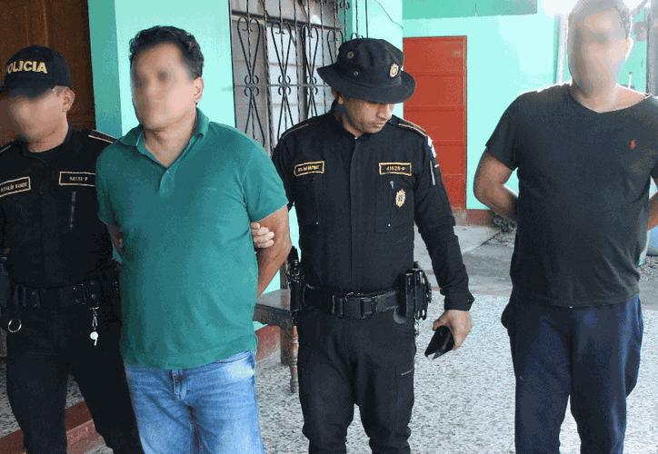 El mexicano era buscado por autoridades de Querétaro. (@PNCdeGuatemala)