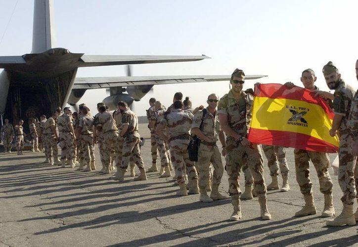 Las Fuerzas Armadas de España también están en crisis y requieren hacer recortes a su presupuesto. (defensa.gob.es)
