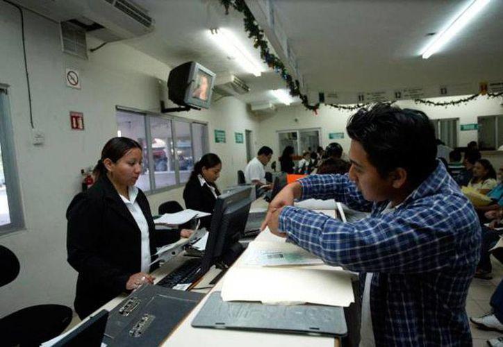 Uno de los elementos favorables para la calificación positiva en materia financiera para el Gobierno de Yucatán es la mejoría en la recaudación de impuestos. (Imagen de contexto/SIPSE.com)