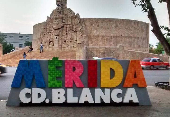 Mérida es uno de los lugares más seguros, por la 'unidad' de su gente. (Foto: Redacción/SIPSE).