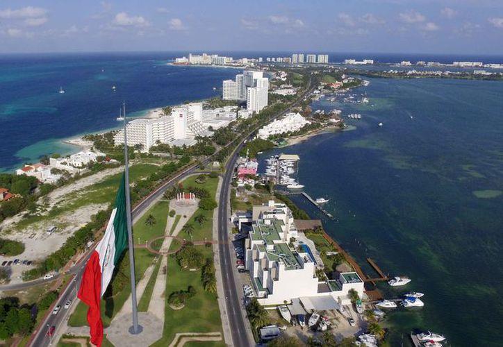 El hotel de la cadena española busca expansión en Cancún. (Israel Leal/SIPSE)