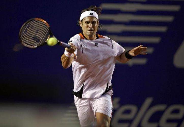Ferrer, cuarto en el ranking mundial, chocará ahora contra Nalbandian. (Agencias/Archivo)