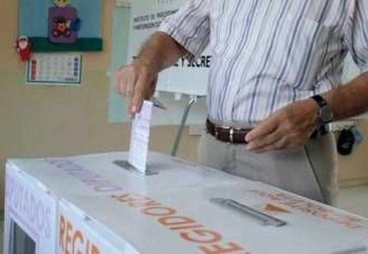 Se espera que el nuevo mapa electoral esté listo el próximo año.  (Foto de contexto/SIPSE)