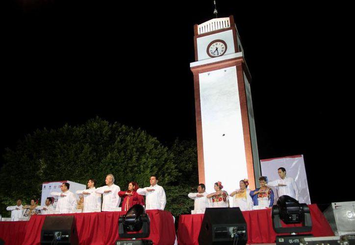 En el 2012 por primera vez se celebró el nacimiento de Cozumel y todo apunta a que cada año se celebrará la fecha. (Gustavo Villegas/SIPSE)
