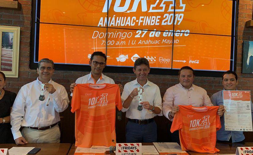 La carrera se llevará a cabo el 27 de enero en la Universidad Anáhuac Mayab (Foto: Marco Moreno/Novedades Yucatán)