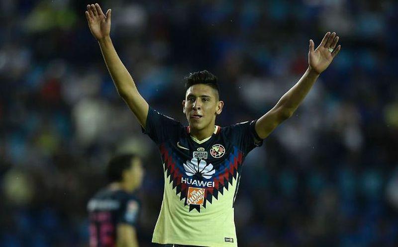 Edson Álvarez podría emigrar al futbol europeo