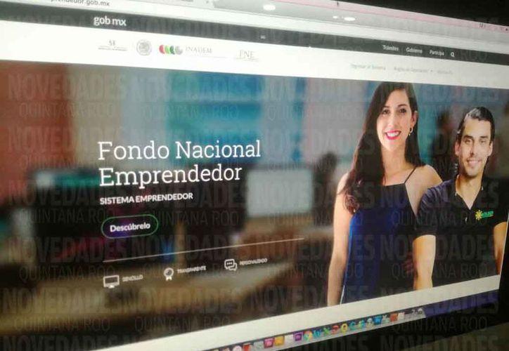 El Instituto Nacional del Emprendedor promueve el inicio de proyectos. (Israel Leal/SIPSE)