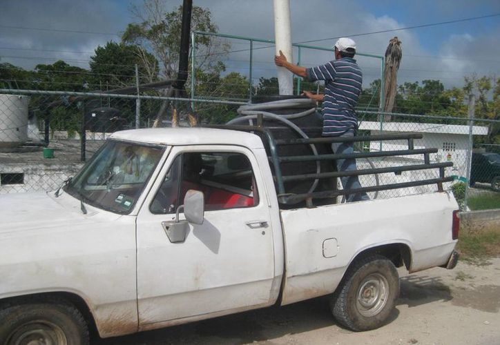 La CAPA brinda un servicio acorde con la demanda. (Javier Ortiz/SIPSE)
