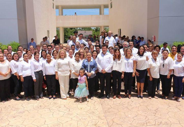 Los 15 trabajos tendrán un coordinador general. (Adrián Barreto/ SIPSE)