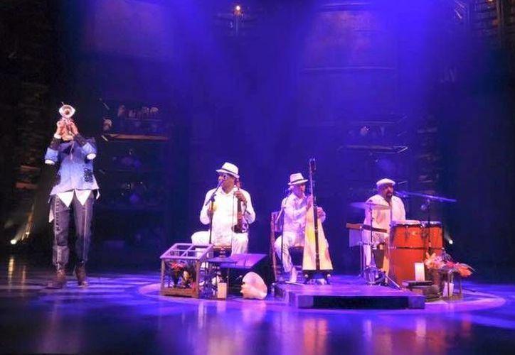 """La agrupación """"Arpa Son"""", que integra el elenco del Cirque Du Soleil, se presentará este domingo como un adelanto del Arpa Fest. (Cortesía)"""