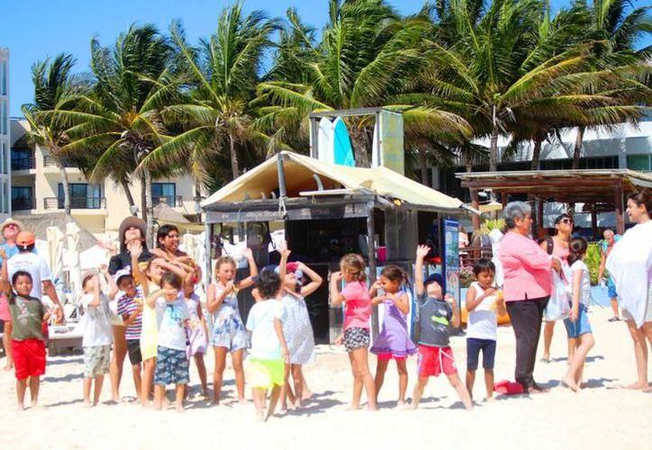 Instituciones locales y organismos internacionales se reunieron en Playa del Carmen, para trabajan en beneficio de la seguridad de los turistas. (SIPSE)