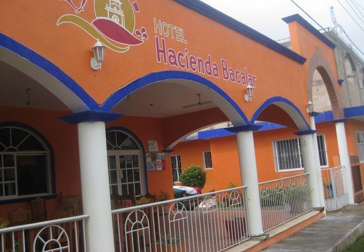 Hoteles como Hacienda Bacalar recibió el análisis energético, el cual es parte de la Norma Oficial Mexicana NOM 025 con el objetivo de que sus trabajadores cuenten con espacios laborales óptimos. (Javier Ortiz/SIPSE)