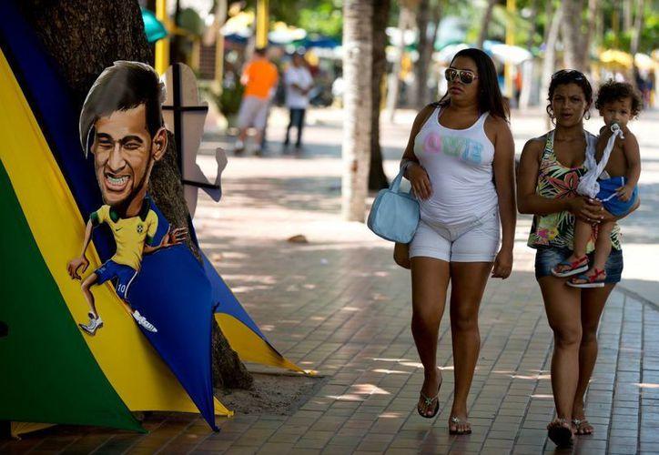 La ciudad de Fortaleza es una de las mayores preocupaciones para el gobierno de Brasil durante la Copa del Mundo, ya que presenta mucha actividad delictiva. (AP)