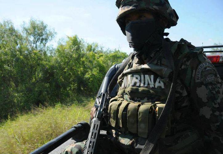 Alrededor de 13 comunidades de la región han sido sitiadas por elementos de la Secretaría de Marina. (Archivo/Agencias)