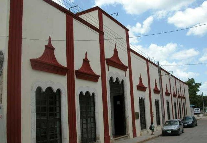 El museo de la Guerra de Castas se encuentra en el centro histórico de Tihosuco. (Manuel Salazar/SIPSE)