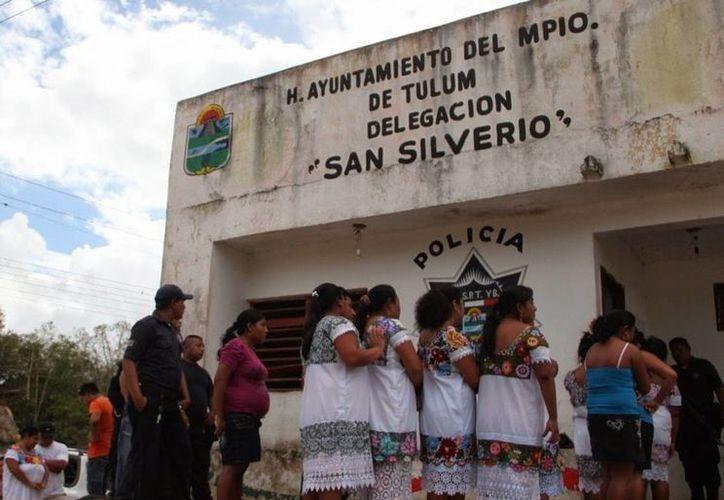 Se manetiene un acuerdo establecido con Tulum, ya que están más cerca de esa cabecera municipal. (Benjamín Pat/SIPSE)