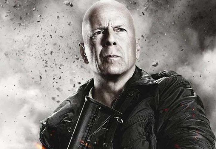 Willis protagonizó junto con Stallone y otros actores las dos cintas previas de esta franquicia. (Internet)