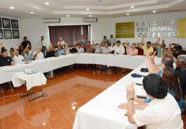 Dentro de los proyectos destaca la construcción de pozos de absorción, comedores comunitarios y escolares.  (Carlos Horta/SIPSE)