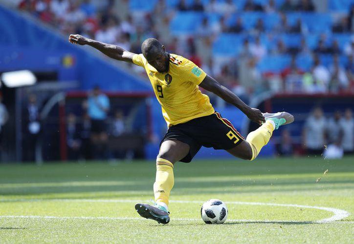 Lukaku ya es el máximo goleador en la historia de Bélgica, busca hacer historia a nivel de Copa del Mundo (Foto: AP)