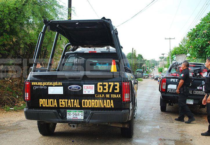 La policía estatal colaboró con la detención. (SIPSE)