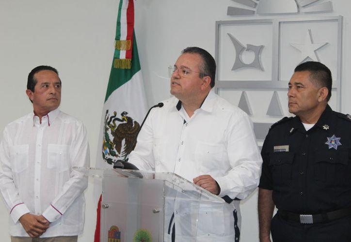"""Jesús Alberto Capella Ibarra podría rendir cuentas sobre el aumento de """"inseguridad"""" que se observa en la entidad. (Foto: Sipse)"""