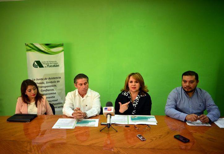 La presentación del Primer Foro Regional, a celebrarse este lunes. (Luis Pérez/SIPSE)