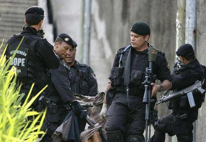 Los ajustes de cuentas entre pandillas rivales en Brasil mantienen en jaque a las autoridades del lugar. (Foto de contexto. larepublica.pe)