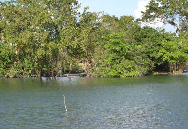 El joven intentó cruzar el río Hondo nadando para no pagar 15 pesos y cruzar en bote. (Redacción/SIPSE)