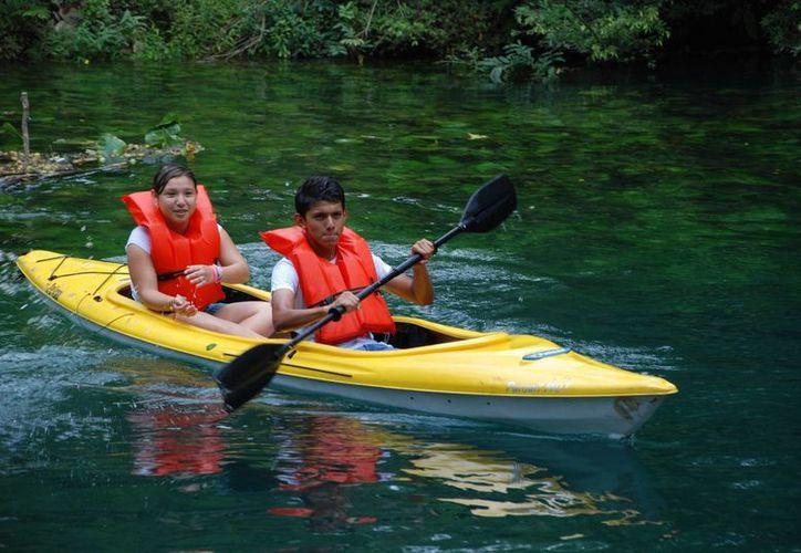 Los ríos, lagunas y presas de Tamaulipas representan una opción para los visitantes durante este periodo vacacional. (Archivo/Notimex)