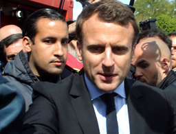 French open judicial probe into beating by Macron aide