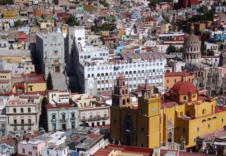 Guanajuato capital es una de las ciudades mexicanas Patrimonio de la Humanidad. (SIPSE)