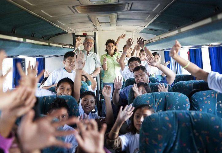Los niños viajarán a Tulum. (Cortesía)