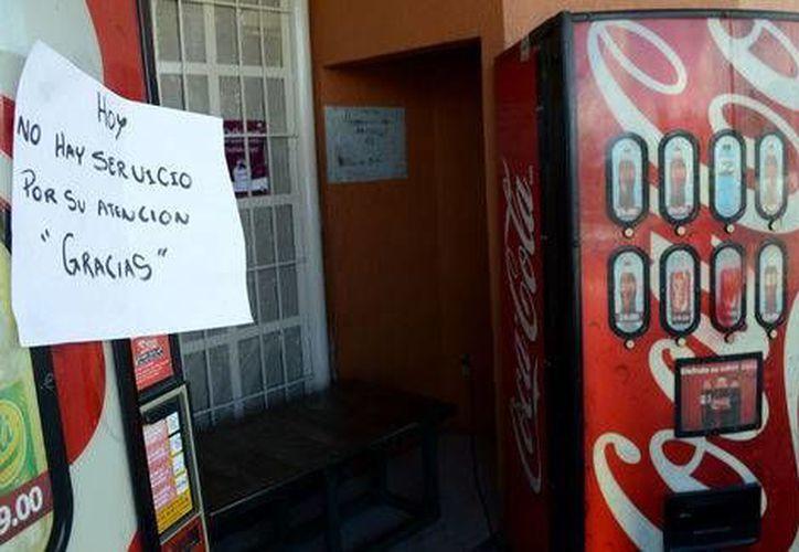 La Coca Cola indicó que reforzará sus medidas de seguridad al reanudar sus operaciones en la capital de Guerrero. (Milenio)