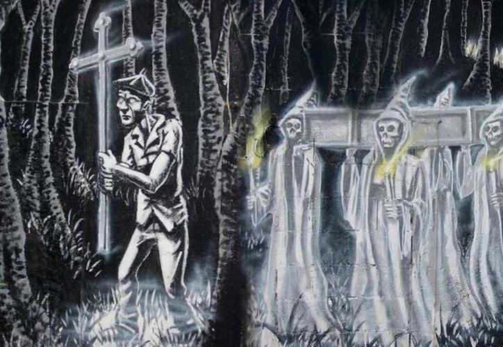 """Representación de la """"Santa Compañía"""". (Jorge Moreno/SIPSE)"""
