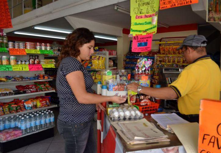 La economía de los yucatecos se vería afectada durante 2013.  (Theany Ruz/SIPSE)