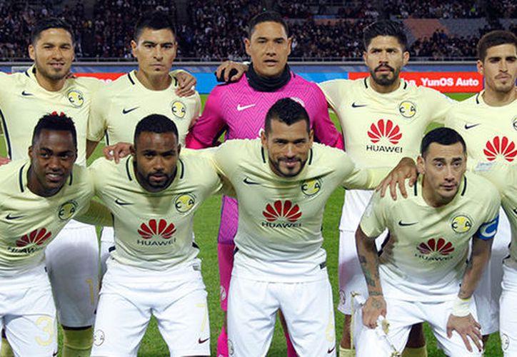 A nivel nacional, el conjunto de Coapa es seguido por Chivas en la vigésima séptima posición (10 millones 771 mil 903 de seguidores). (Contexto/Internet)
