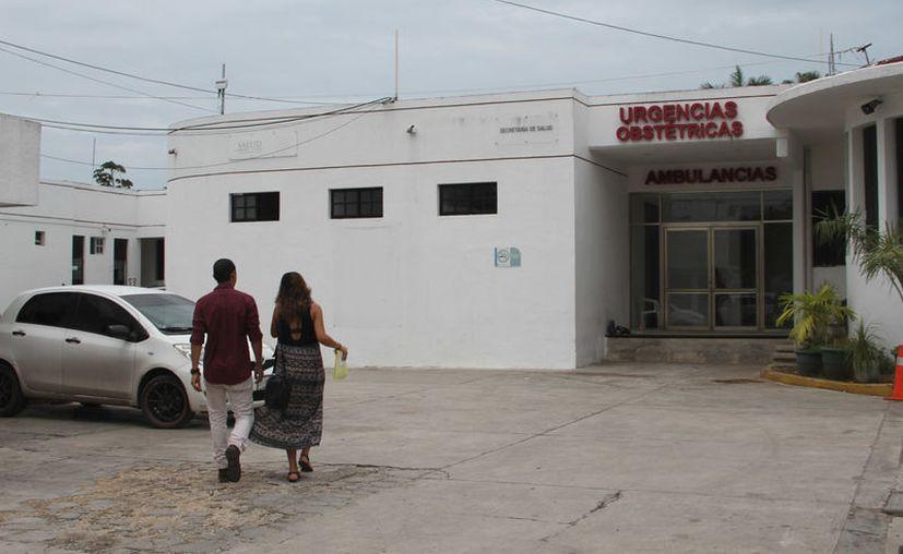 El Hospital Materno Infantil Morelos cuenta con nuevos  médicos, enfermeras, laboratoristas y nutriólogos. (Foto: Joel Zamora)