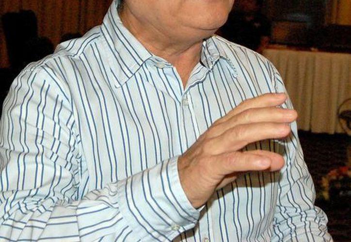 El vocal ejecutivo del INE en Yucatán, Fernando Fernando Balmes Pérez, anticipa que trabajarán de la mano con el instituto electoral del estado. (Milenio Novedades)