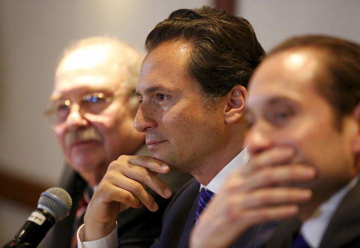 Lozoya está acusado por diversos escándalos de corrupción. (AP Foto/Gustavo Martínez Contreras, archivo)